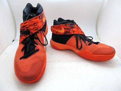 finest selection 01c33 47506 Nike Mens Coral Black  Kyrie 2 Inferno  Basketball Shoe 819583-680 SZ 10.5