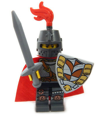10 new lego castle knight minifig lot kingdoms lion figures minifigures people picclick - Knights of the round table lego ...