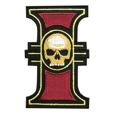 Inquisition Warhammer World Order Embroidered Hook Fastener Patch