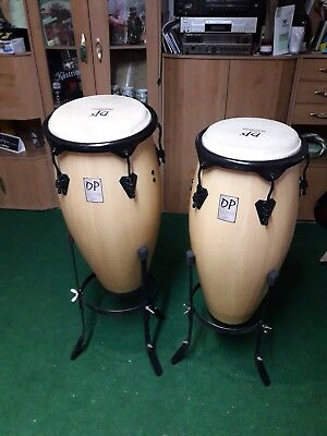 "Conga Set DP. Percussion 10"" und 11"" USA"