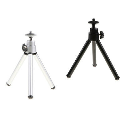 2pcs Universal Mini Extendable Tripod Compact Stand Holder for Phone Camera