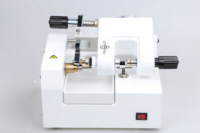 Optometry Eyeglass Optical Lens Cutter Cutting Milling Machine CP-4B 220V