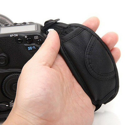 PU Leather Wrist Strap Camera Hand Grip for Canon Nikon Sony Olympus SLR DSLR UK