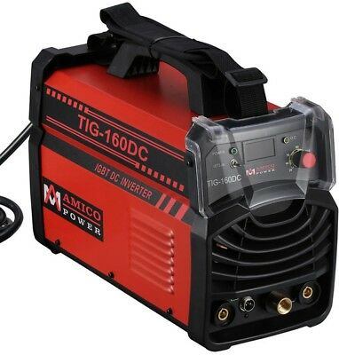 TIG Torch Arc Stick DC Inverter Welder 110 230 Volt Dual Voltage Welding Machine