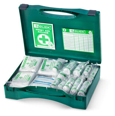 Click Medical First Aid 50 Person Refill Kit Contents Only Bandages Plasters