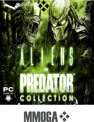Aliens vs. Predator Collection Key Steam PC Action Spiel Digital Code[DE/EU] AvP