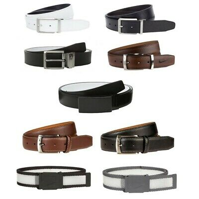 NEW Men's Nike CLOSEOUT Golf Belt - Choose Style, Size, and Color!!