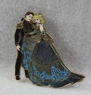 Disney Store Fairytale Designer Couples Pin LE 350 Cinderella Prince Charming