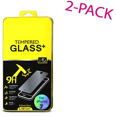 2x New PREMIUM Real Glass Screen Protector for iPhone 6