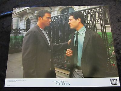 THE OBJECT OF MY AFFECTION lobby card # 3 PAUL RUDD