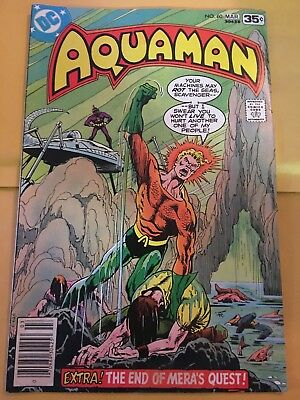 aquaman #60 dc comics ungraded