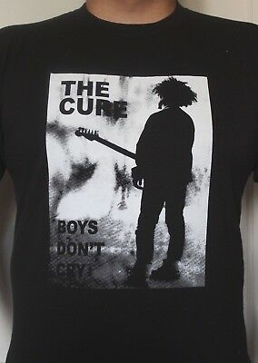 The CURE T-shirt Robert Smith BOYS DON/'T CRY Tee Baby Infant 6M,12M,18M,24M New