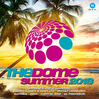 VARIOUS - The Dome Summer 2018 - (CD)