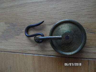 Vienna Clock Parts Brass Pulley Wheel