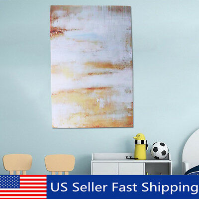 Modern Abstract Canvas Print Art Oil Painting Wall Picture Home Decor Framed USA