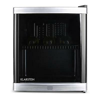 Cave A Vin Mini Frigo Bar Hotel Klarstein Refrigerateur Boissons Thermostat Noir