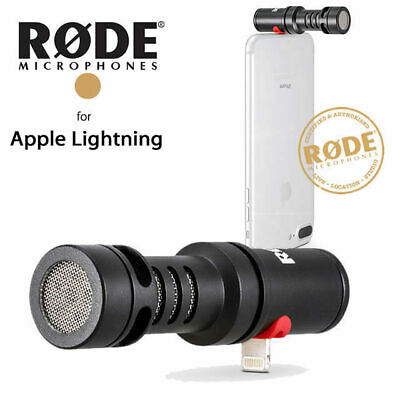 Rode VideoMic Me-L Lightning Connector Microphone for iPhone iOS iPad