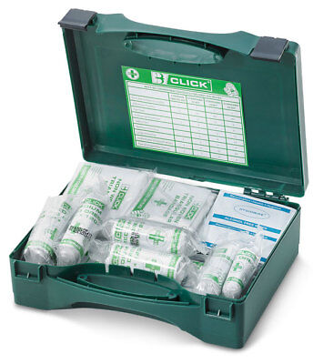Click Medical First Aid 20 Person Refill Kit Contents Only Bandages Plasters