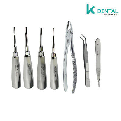 Forceps dentales extraccion #13 Premolares Inferiores cirugia oral odontologia