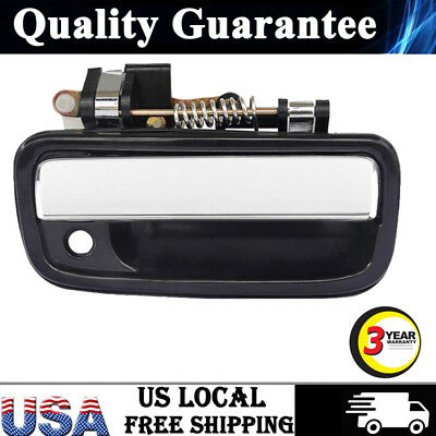 for 95-04 Toyota Tacoma Front Right Passenger Side Chrome Outside Door Handle