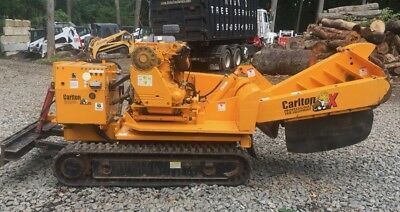 Carlton 8018TRX Stump Grinder (#2206)