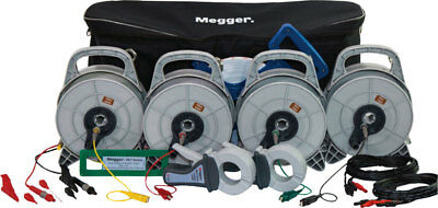 Megger 1010-179 ETK50C Cable Reel Kit, 165 ft (50 m)