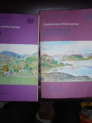 Classical areas of British geology Capel Curig and Betws-y-Coed Dolgarrog