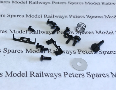 Hornby X9333 A1 / A3 / A4 Acc Screw & Spring Pack