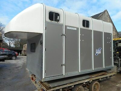Ifor Williams Container Horse/pony 3.5T Lorry Top *brand New*