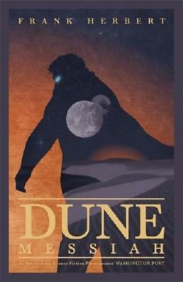 Dune Messiah by Frank Herbert (author)