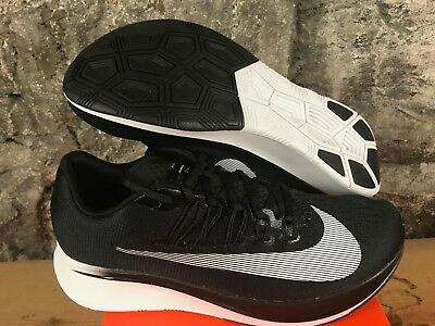 on sale 1bf44 caad8 Nike Zoom Fly Running Shoes Men s Black White Anthracite 880848 001 NEW  8.5-13
