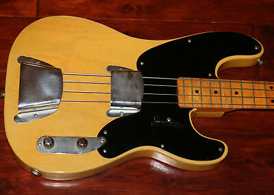 1952 Fender Precision Bass  (FEB0321)