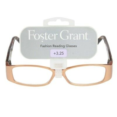 Foster Grant Reading Glasses Woman New Readers +1.00 to +3.25