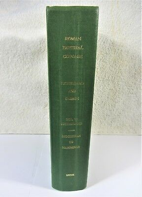 The Roman Imperial Coinage, Vol. VI, (Diocletian to Maximinus) 1984 Reprint