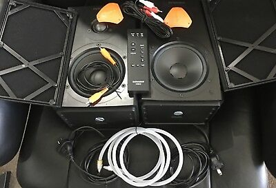 Speakers DynAudio XEO2s