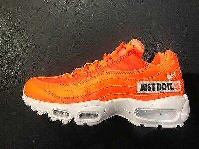 first rate 6a38a 25190 Nike Air Max 95 Just Do it Orange AV6246 800 Men