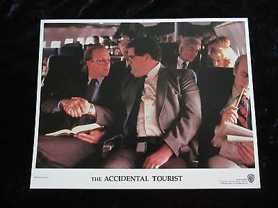 THE ACCIDENTAL TOURIST lobby card #1  WILLIAM HURT