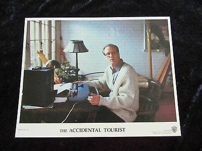THE ACCIDENTAL TOURIST lobby card #2  WILLIAM HURT