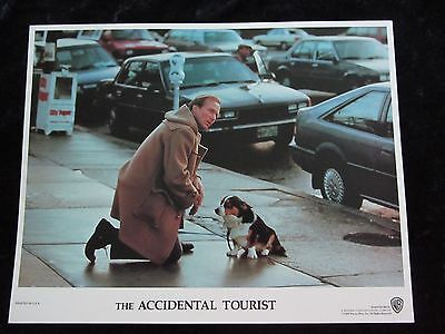 THE ACCIDENTAL TOURIST lobby card #5  WILLIAM HURT
