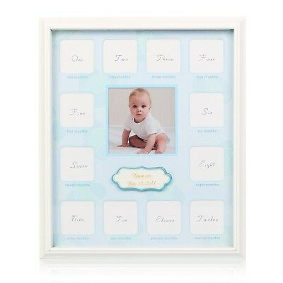 Collage Photo Frame For Baby First Year Keepsake 12 Months Picture