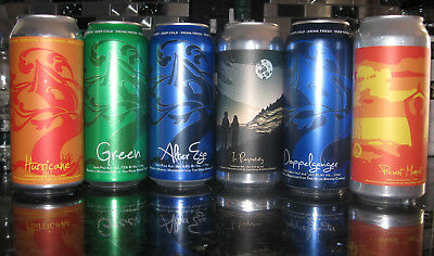 Tree House Variety Green,Alter Ego,Hurricane,In Perpetuity,Doopel Present Moment