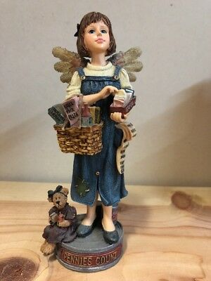 The Folkstone Collection -Calliope ClipsAlot.. Guardian Angel Of Pennies #28211
