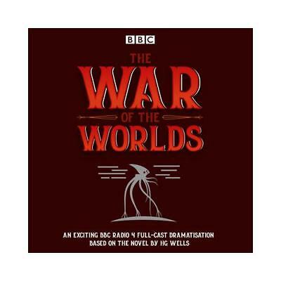 The War of the Worlds by H G Wells, Full Cast (read by), Blake Ritson (read b...