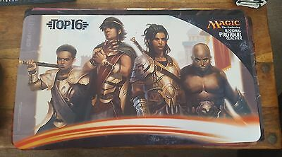 Mtg playmat journey into nyx champion great condition
