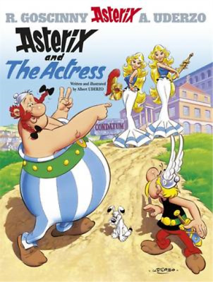 Asterix and the Actress, Albert Uderzo (text and illustrations), Used; Good Book