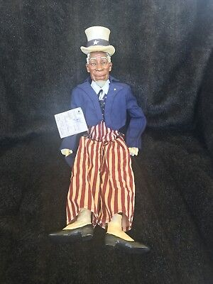"Daddy's Long Legs Doll ""Uncle Sam"""
