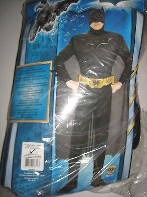 Batman begins adult costume