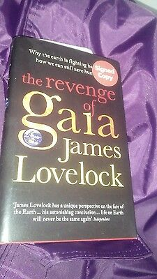by Lovelock The Revenge of Gaia James 0713999144 Why the Earth is Fighting ..