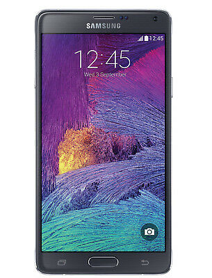 Samsung Galaxy Note 4 in Black Handy Dummy Attrappe - Requisit, Deko, Werbung