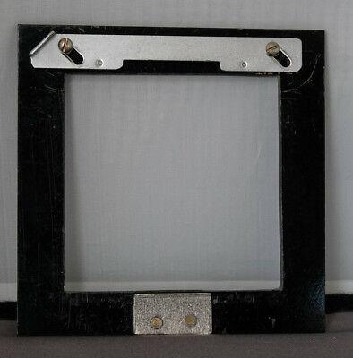 MPP Lens Adapter Board for holding a Horseman 80x80 panel
